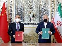 İran ve Çin'den 25 yıllık işbirliği anlaşması