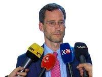 ABD'li heyetin ziyaretine ilişkin DSG'den açıklama