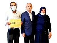 Şenyaşar ailesiyle görüşen Kılıçdaroğlu: Bu nasıl adalet?