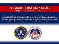 ABD, İran medyasına ait Press TV'nin internet sitesine el koydu