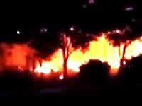 ABD askerlerinin bulunduğu Erbil Havaalanı'na füzeli saldırı