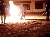 IŞİD Bağdat'ta Haşdi Şabi'ye saldırdı