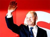 Almanya'da sonuçlar açıklandı: Zafer Sosyal Demokratlar'ın