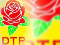 DTP, CHP ve MHP ile bayramlaşmayacak