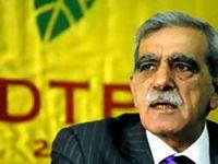 Ahmet Türk oğlunu askere gönderdi