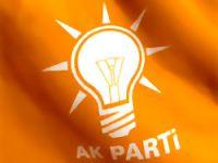 AKP'li il başkanı istifa etti
