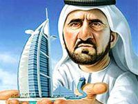 Dubai'yi tetikçiler vurdu sırada İran var