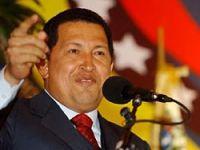 Chavez de Filistin Konvoyu'na katılıyor