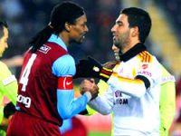 Galatasaray Trabzon'u tanımadı