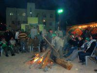 Gazze konvoyu Suriye'ye dönüyor