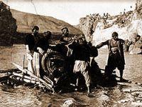 100 yıl önce Hasankeyf