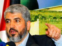 Hamas lideri Meşal, Arabistan'da