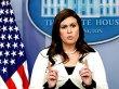 Beyaz Saray Sözcüsü Sarah Sanders görevi bırakıyor