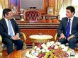 Neçirvan Barzani ABD'nin Erbil Başkonsolosu ile görüştü