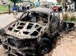 Efrin'de bombalı araç infilak ettirildi
