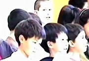 Japon çocuklardan Ey Reqîb marşı!