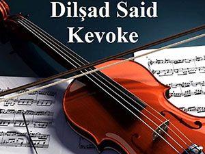Dilsad Said - Kevoke