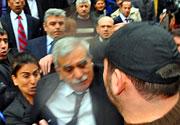 Ahmet Türk'e ırkçı saldırı